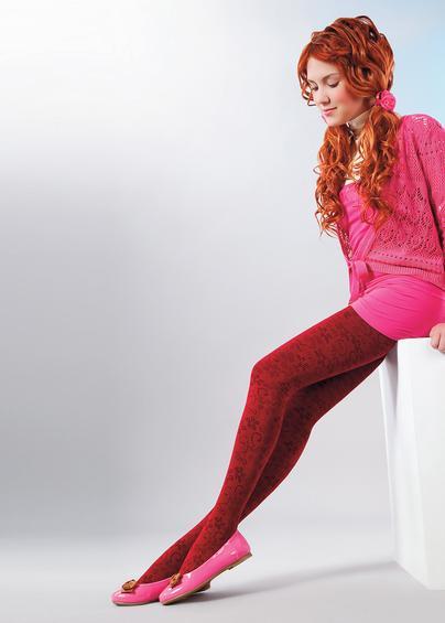 Детские колготки LACY 120 model 3 <span style='text-decoration: none; color:#ff0000;'>Распродано</span>- купить в Украине в магазине kolgot.net (фото 1)