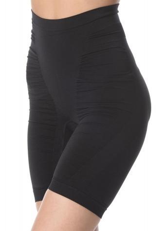 Высокие моделирующие шорты без боковых швов ТМ GIULIA 8663 GUAINA ALZA GLUTEI MODELLANTE