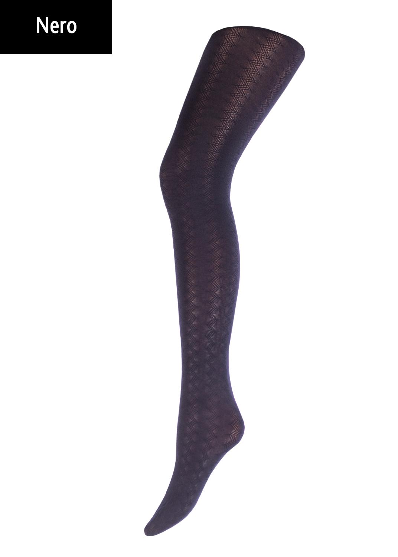 Колготки с рисунком Solana 80 model 4 вид 2
