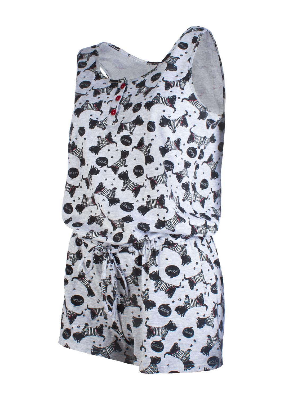 Домашняя одежда Body print (1)