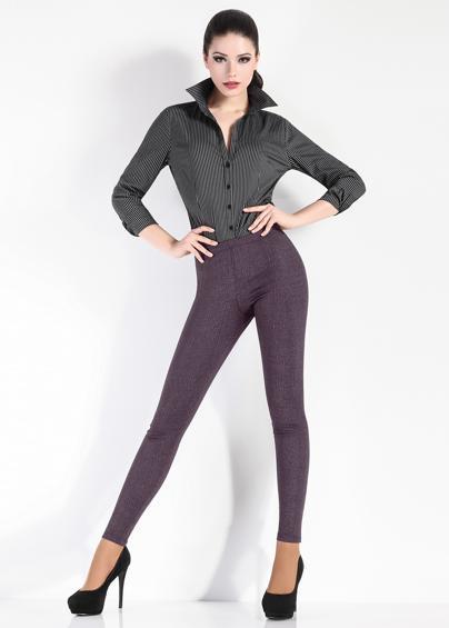 Леггинсы женские LEGGY GARNET model 1 - купить в Украине в магазине kolgot.net (фото 1)