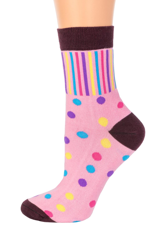 Носки женские носки конфетти cl-34