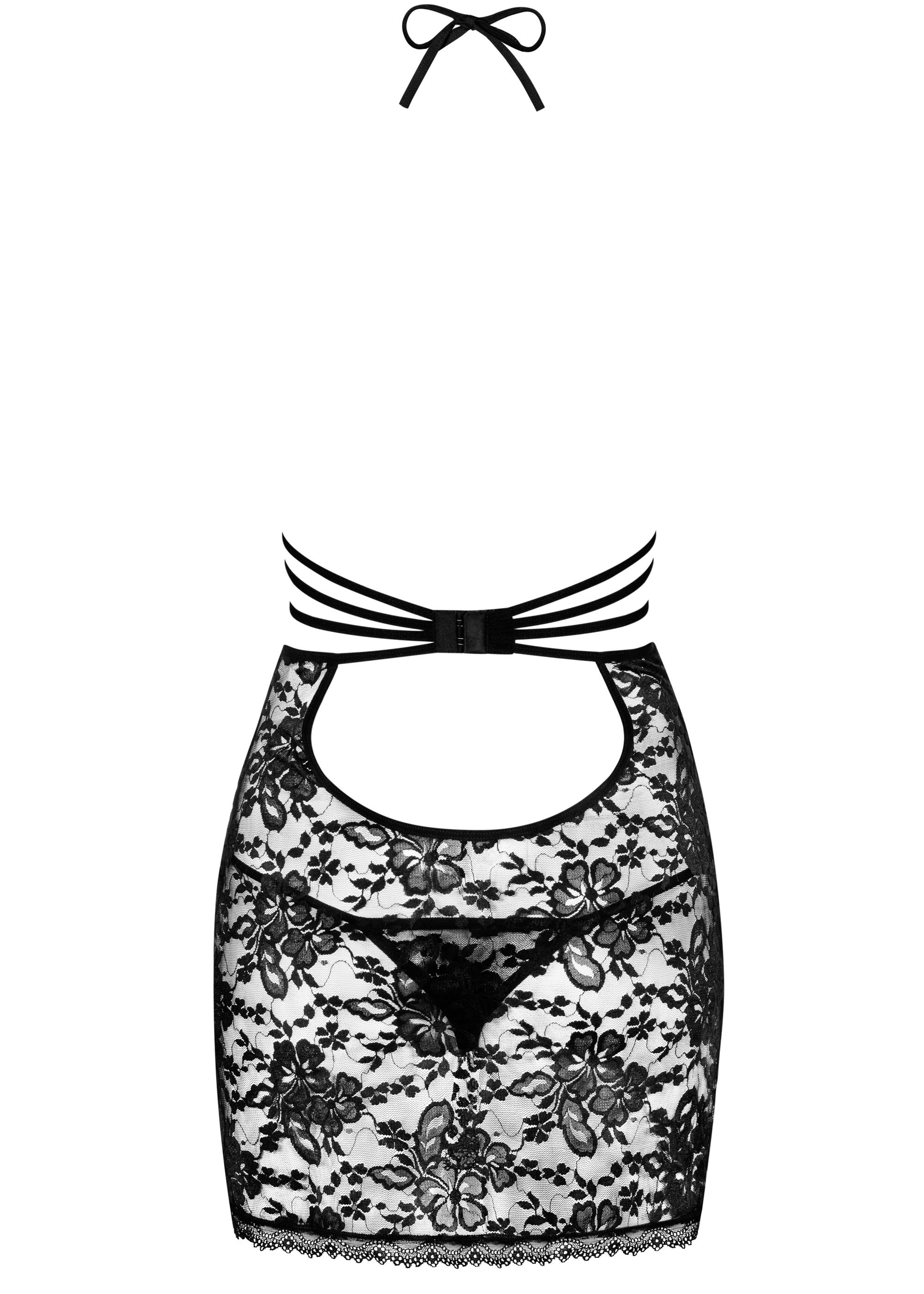 Эротическое белье Catia chemise вид 2