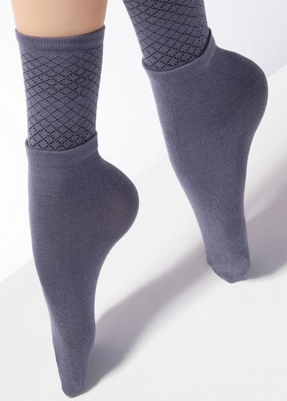 Носки женские DUAL model 2- купить в Украине в магазине kolgot.net (фото 1)