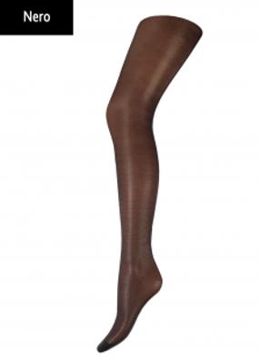 Классические колготки с кружевным силиконовым поясомТМ GIULIA IMPRESSO STRING 20