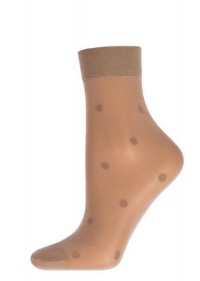 Женские носки в крупный горох TM GIULIA NN-02 calzino