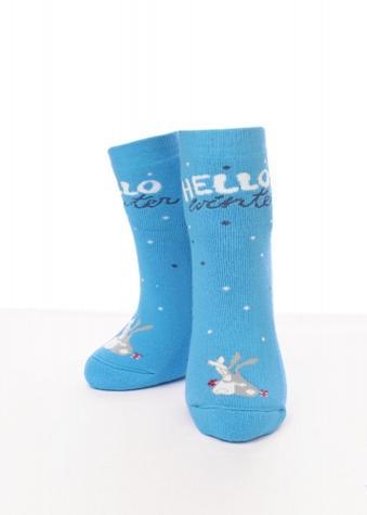 Женские махровые носки ТМ GIULIA WS2C/Te-002