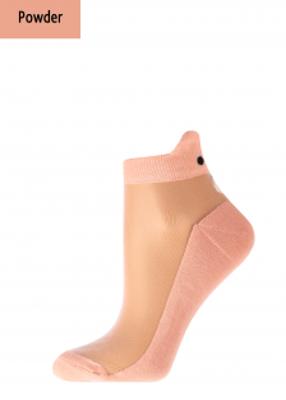 Женские носки с изображением мишки TM GIULIA WSM-025 calzino