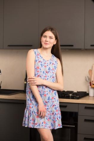 Плаття для домашнього відпочинку ТМ GIULIA ASHLEY 4005/030