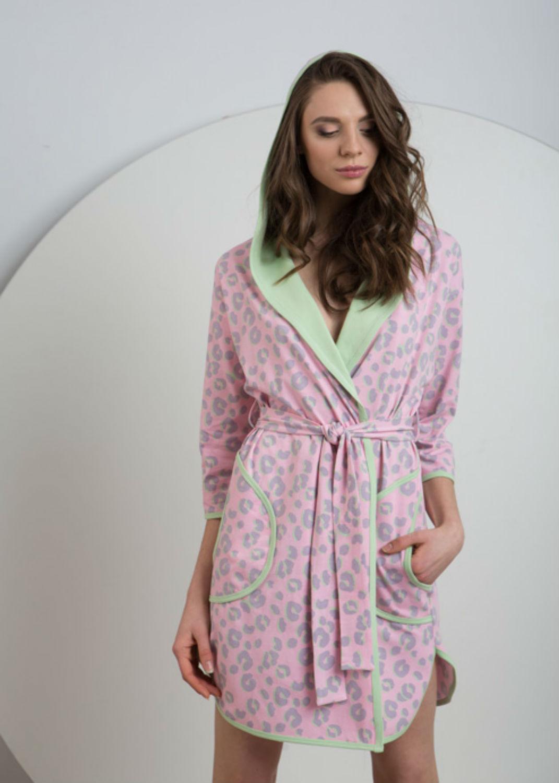 Домашняя одежда женский халат ldg 023/002