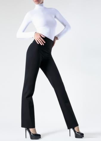 Классические брюки с высокой талией и карманами ТМ GIULIA UNIVERS