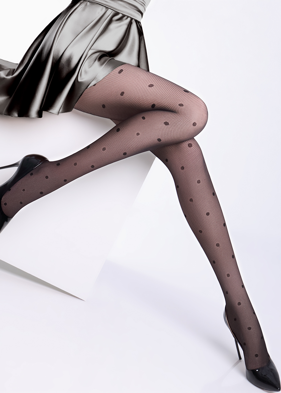 Классические колготки Amalia rete 40 model 2