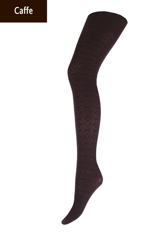 Колготки с рисунком Solana 80 model 3 вид 5