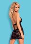 Эротическое белье CATIA CHEMISE - купить в Украине в магазине kolgot.net (фото 5)