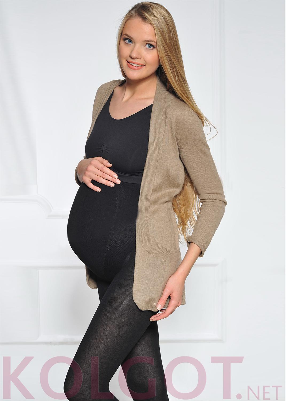 Теплые колготки Колготки для беременных Лана