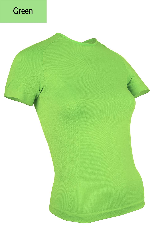 Футболки женские T-shirt sport вид 4