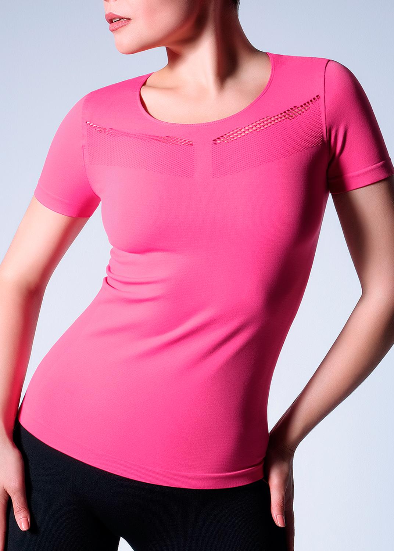 Футболки женские T-shirt manica corta sport air