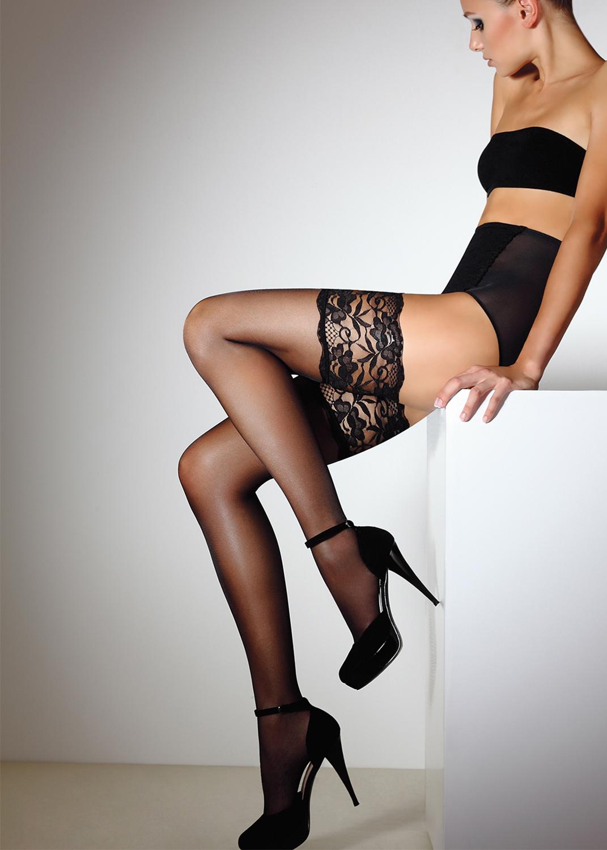 13f142071438e Женские чулки Passion 20 купить в интернет магазине | Колгот нет