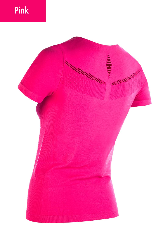 Футболки женские T-shirt manica corta sport air вид 4