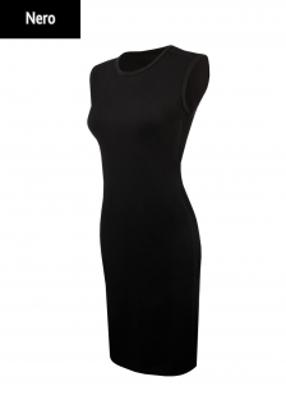 Cпортивное платье без рукавов ТМ GIULIA STRIPE DRESS 02