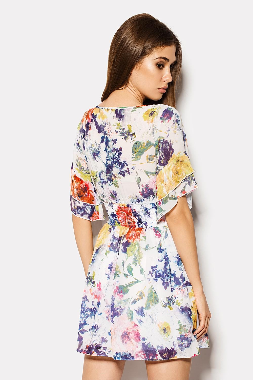 Платья платье satin crd1504-271 вид 2