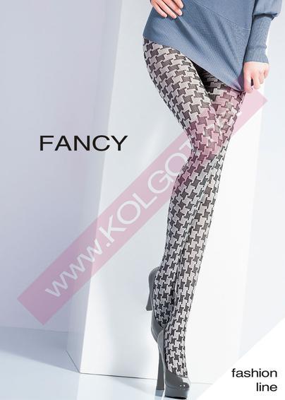 Колготки с рисунком FANCY 120 model 10- купить в Украине в магазине kolgot.net (фото 1)