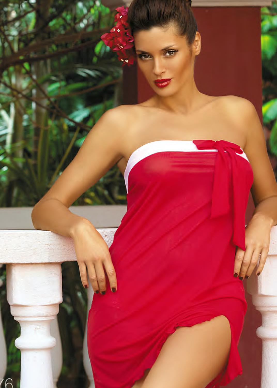 Пляжная одежда платье-парео п2323 241 mia вид 4