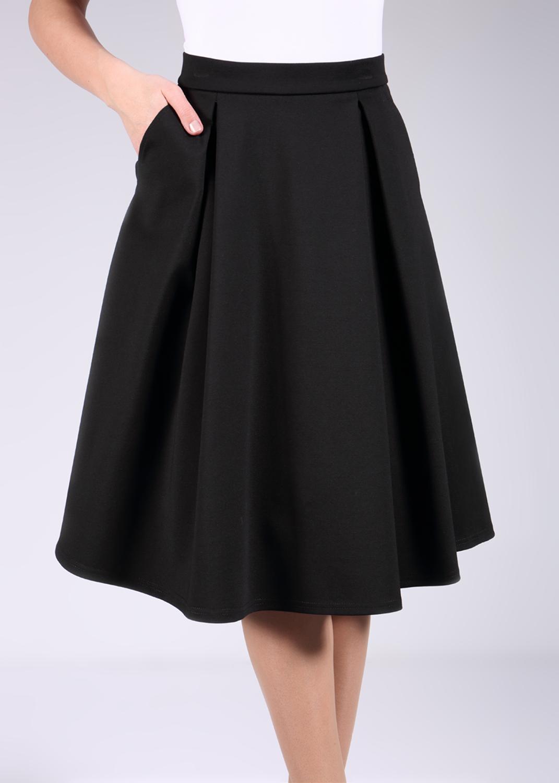 Юбки Pleat skirt model 1