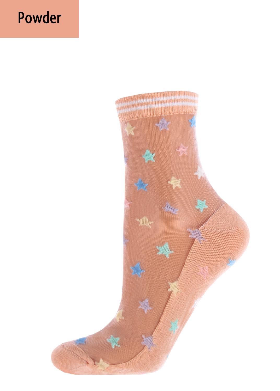 Носки женские носки wsm-007 вид 2