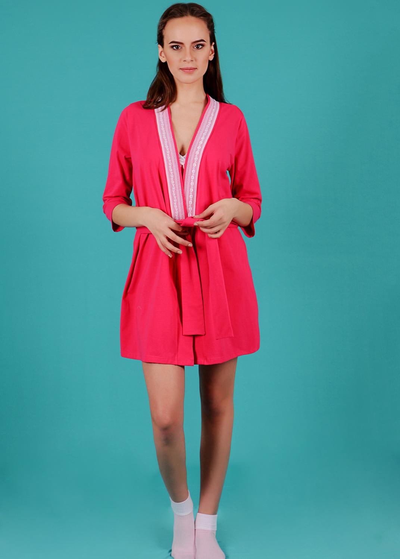 Домашняя одежда халат ct-ln-3504