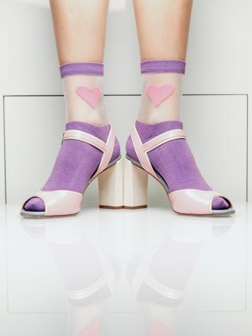 Фантазийные женские носки TM GIULIA WSM-013 calzino