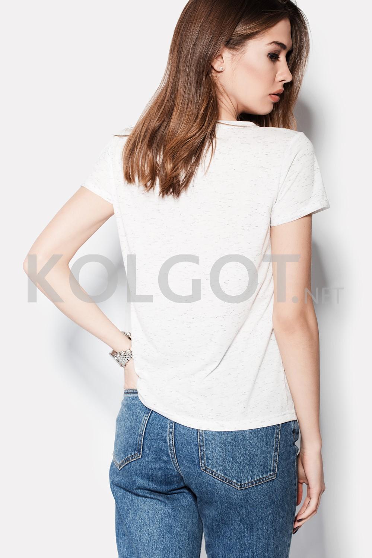Футболки женские футболка crd1607-014