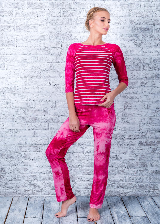 Домашняя одежда домашние штаны td-7501