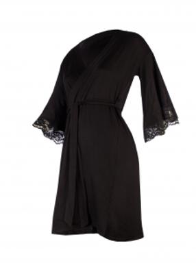 халат женский длинный рукав TINA