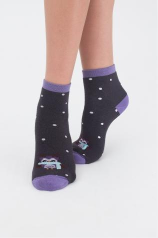 Женские махровые носки ТМ GIULIA WS2C/Te-003