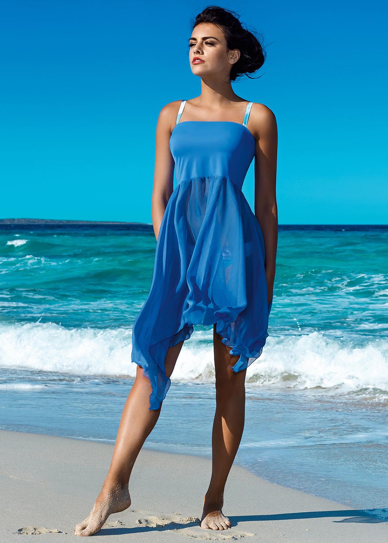 Пляжная одежда платье-парео margaret вид 3