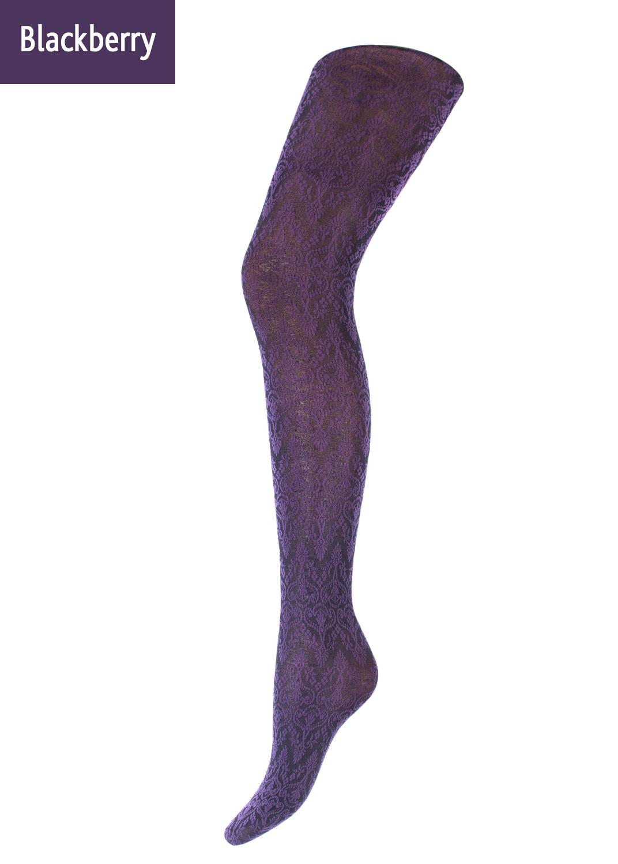 Колготки с рисунком Bella 80 model 1 вид 2