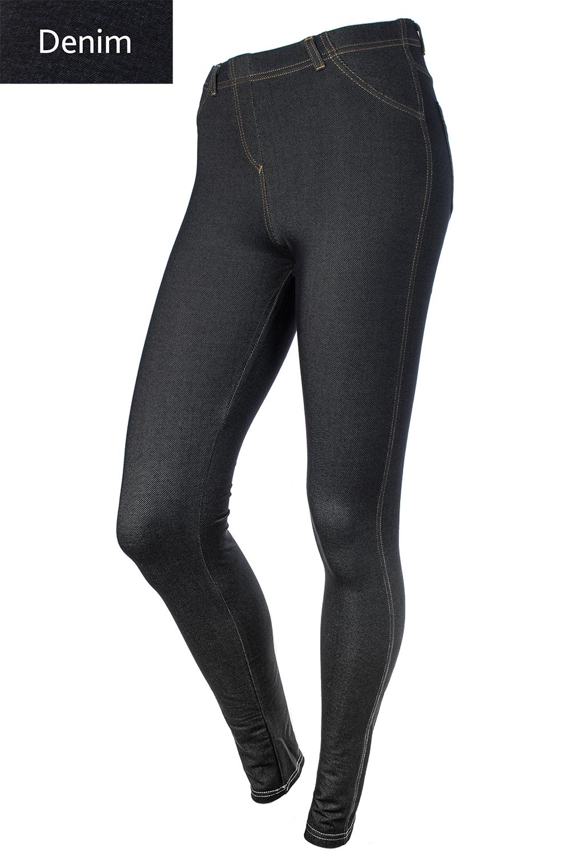 Леггинсы женские Leggy jeans model 4 вид 3