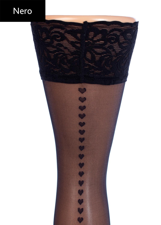 Женские чулки Lovers calze 20 model 2 вид 1