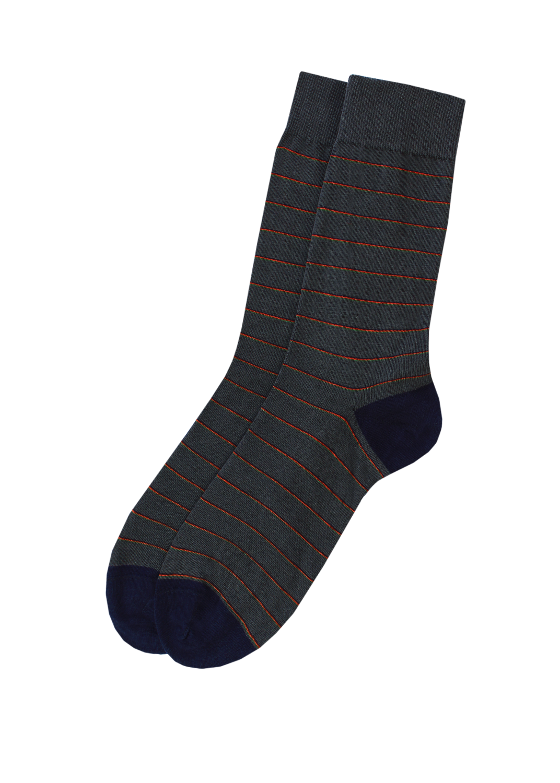 Носки мужские классические мужские носки elegant 403 вид 2