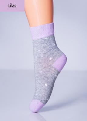 Детские носки в горох TM GIULIA KSL-010 calzino